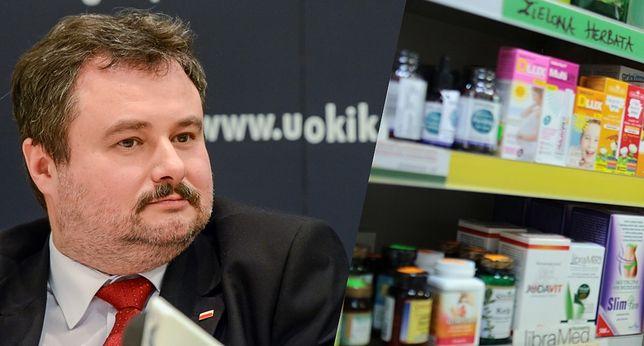 Ponad 70 proc. Polaków sięga po suplementy diety.