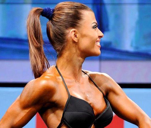 Natalia Gacka - mistrzyni świata w fitnessie sylwetkowym