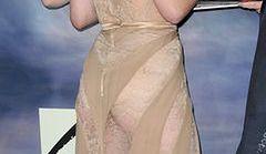 Kristen Stewart pokazała majtki na premierze!