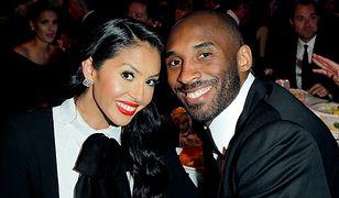 Kobe i Vanessa Bryant byli małżeństwem przez 19 lat
