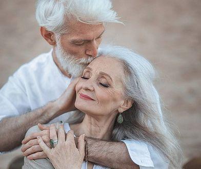 Między nimi czuć miłość. Zdjęcia tej pary są wprost oszałamiające