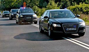 Więcej limuzyn dla byłego BOR-u, policja dalej w starych autach. MSWiA idzie na zakupy