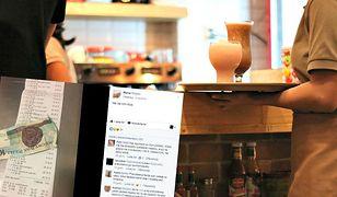 Kelnerka wrzuciła do sieci zdjęcie napiwku. Wywołała burzę w komentarzach