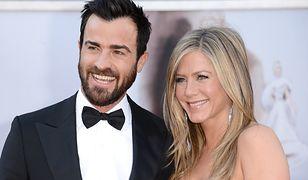 Jennifer Aniston zdecydowała się na separację z Justinem Theroux