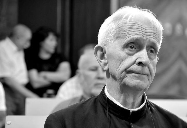 Zmarł działacz opozycji z czasów PRL o. Hubert Czuma