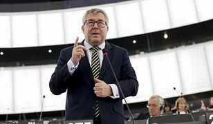 Ryszard Czarnecki komentuje brexit.