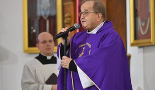 O. Tadeusz Rydzyk wygłosił mowę podczas pogrzebu Jana Szyszki