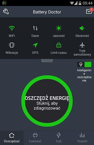 Oszczędzacz baterii