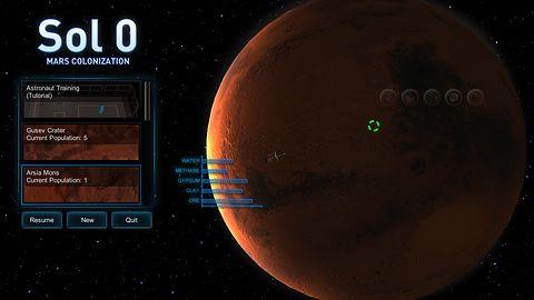 Sol 0, czyli przyjemna kolonizacja Czerwonej planety