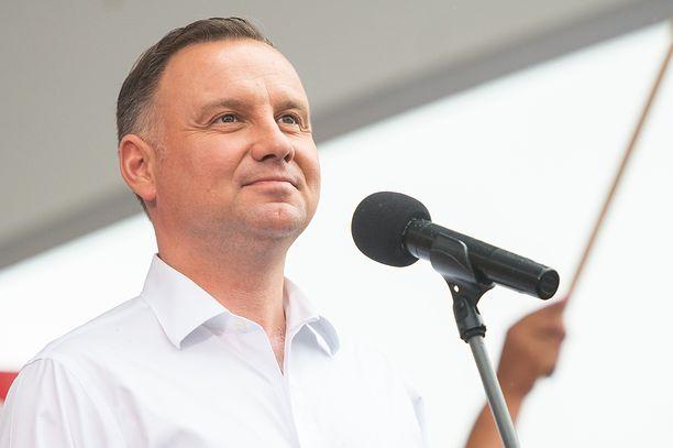 Prezydent Andrzej Duda docenia pracę swoich ministrów