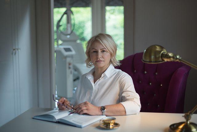dr Barbara Parda-Głomska