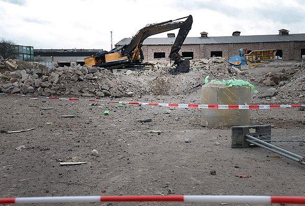 W Niemczech koparka zdetonowała bombę z czasów II wojny