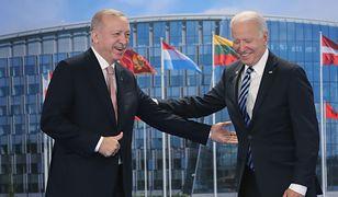 Szczyt NATO w Brukseli. Przełom w relacjach USA-Turcja?