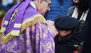 Konflikt w rodzinie Krawczyków. Biskup pogodzi macochę i pasierba?