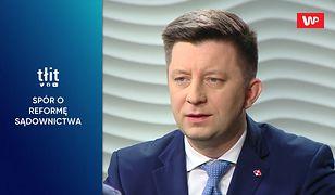 Były senator PiS Stanisław K. zatrzymany przez CBA. Komentarz Michała Dworczyka