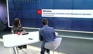 """Lichocka: Macierewicz wcale nie został zepchnięty na """"boczny tor"""""""