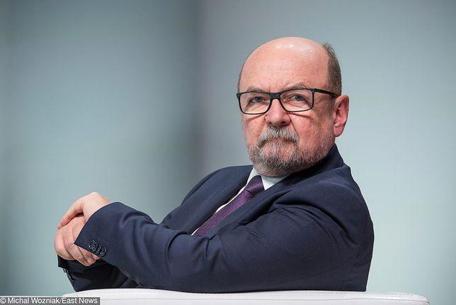 Ryszard Legutko pozostanie szefem frakcji Europejskich Konserwatystów i Reformatorów