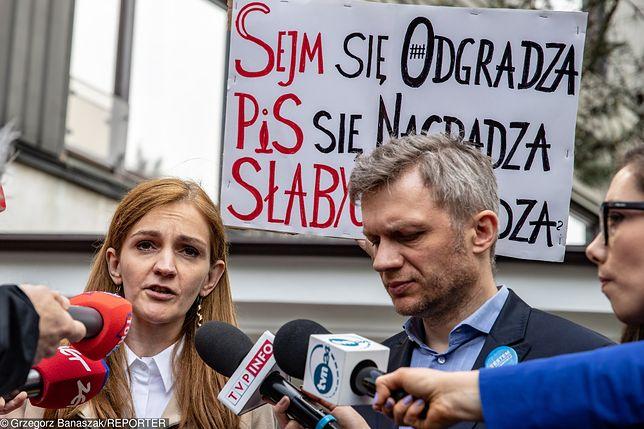 Monika Zima-Parjaszewska, szefowa Krajowej Rady Konsultacyjnej do Spraw Osób Niepełnosprawnych