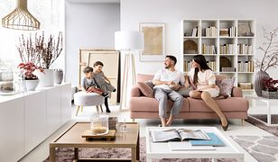 Jedno pomieszczenie, kilka funkcji. Jak połączyć spanie, odpoczynek i pracę w jednym pokoju?