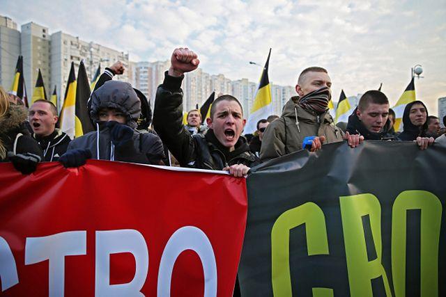 """""""Dzień Jedności Narodowej"""" w Rosji"""