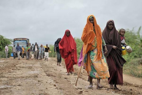Somalijscy uchodźcy wewnętrzni