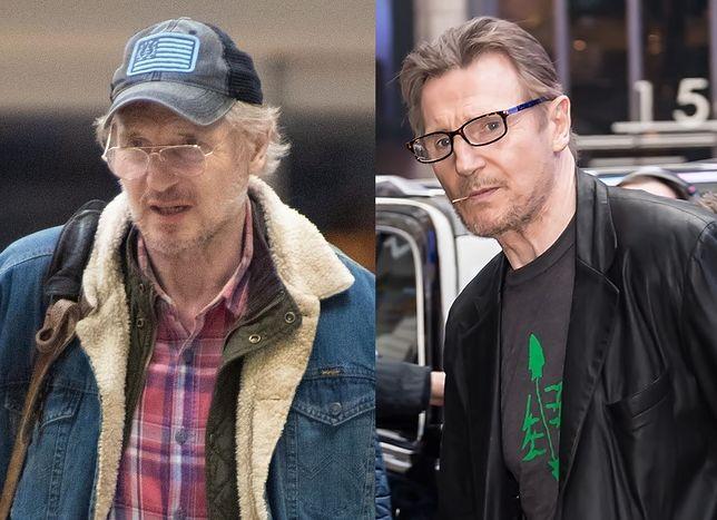 Liam Neeson w tym roku skończył 67 lat