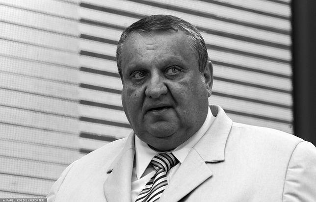 Stefan Strzałkowski nie żyje. Był posłem PiS