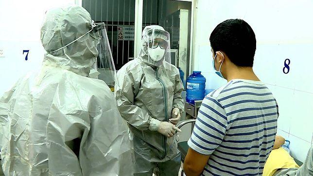 Koronawirus na świecie. Wietnam ewakuuje około 80 tysięcy osób