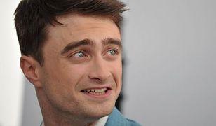 Daniel Radcliffe już w ubraniu