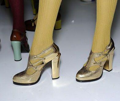 Najmodniejsze buty na jesień 2011
