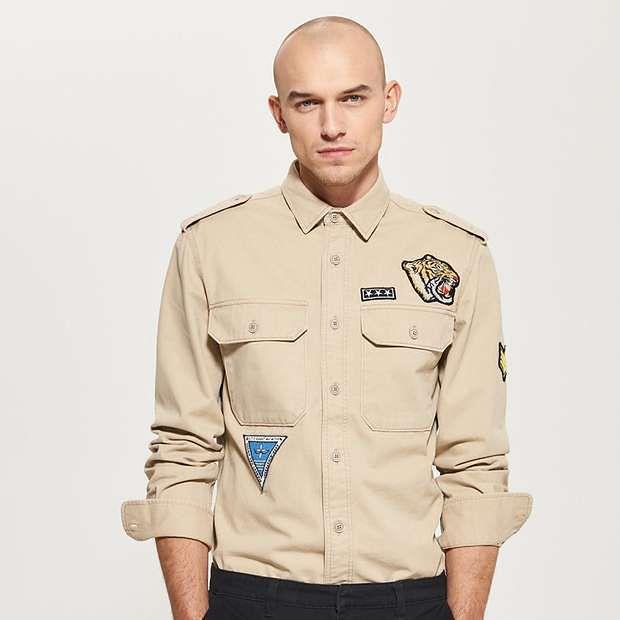 Reserved na celowniku. Stworzyło koszulę przypominającą mundur Hitler-Jugend