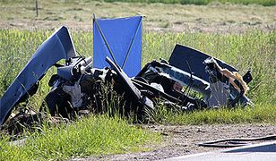 Tragiczny wypadek w Czerniach na Mazowszu