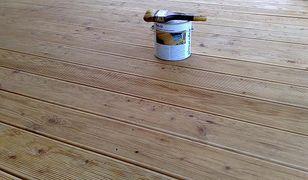 Drewno olejowane - wady i zalety