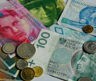 Kursy walut NBP 09.10.2019. Środowy kurs euro, funta, dolara i franka szwajcarskiego