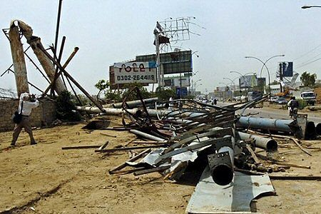 228 śmiertelnych ofiar burz w Pakistanie