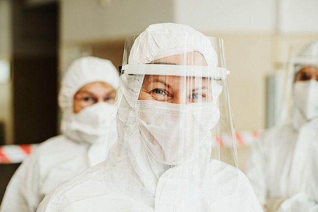 Koronawirus. Wynaleziono papier antycovidowy