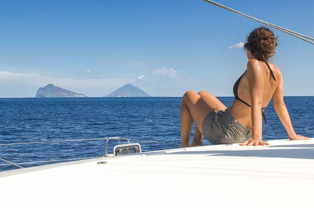 Wyspa Stromboli, Włochy