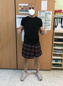 """""""Chłop w spódnicy?!"""" – akcja #ubranianiemająpłci jest świetna i chcemy, żeby trafiła do Polski"""