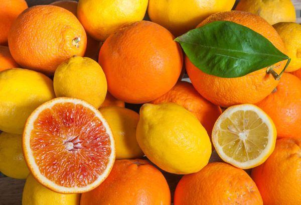 Cytrusy - zimowe owoce