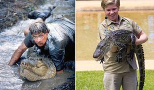 Steve Irwin zaraził syna pasją do dzikich zwierząt