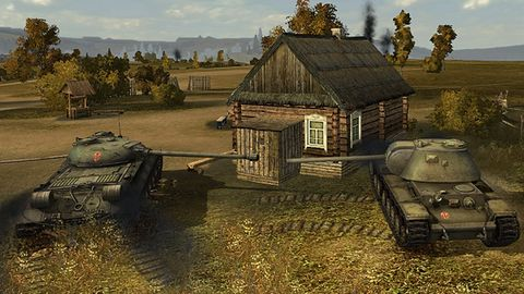 World of Tanks bije swój własny rekord Guinessa