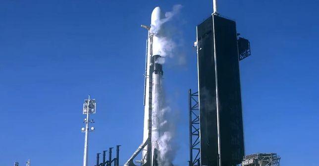 SpaceX odwołuje misję. Firma Elona Muska nie podała powodu decyzji