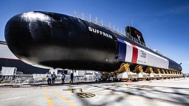 Francuska marynarka wojenna może mieć problemy. Jest reakcja rządu