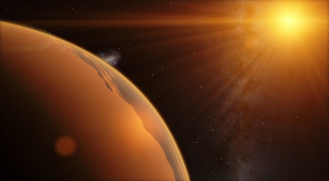 Naukowcy odkryli niezwykłą egzoplanetę - zdjęcie ilustracyjne