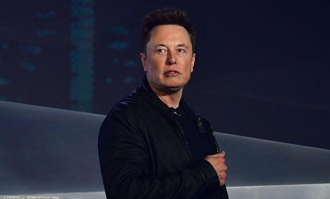 Elon Musk uważa, że nie jest inwestorem