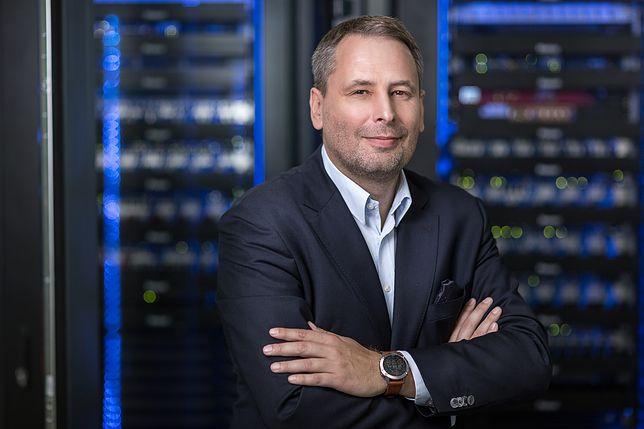 Robert Busz, Dyrektor Zarządzający Equinix Polska