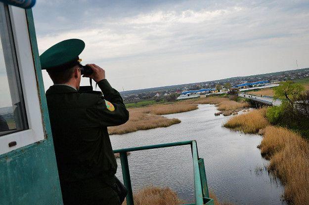 Granica między Naddniestrzem i Ukrainą
