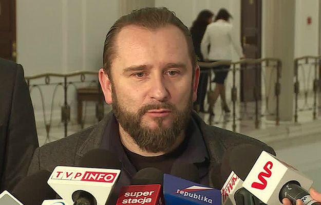 Marszałek Sejmu zamknął kuluary dla przedstawicieli prasy. Liroy krytykuje decyzję