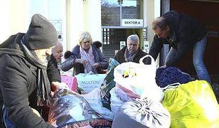 Polonia Warszawa wsparła Polaków ewakuowanych z Donbasu