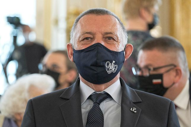 Marian Banaś nie zamierza zwlekać. Szykuje nowe zawiadomienia do prokuratury. (mr) PAP/Mateusz Marek